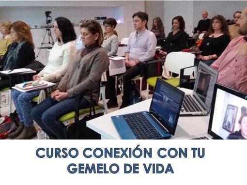 CURSO CONEXIÓN y ACTIVACIÓN CON TU GEMELO DE VIDA